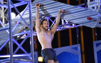 American Ninja Warrior winner Isaac Caldiero