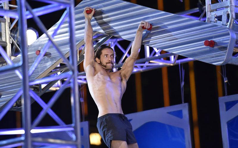American Ninja Warrior winner Isaac Caldiero