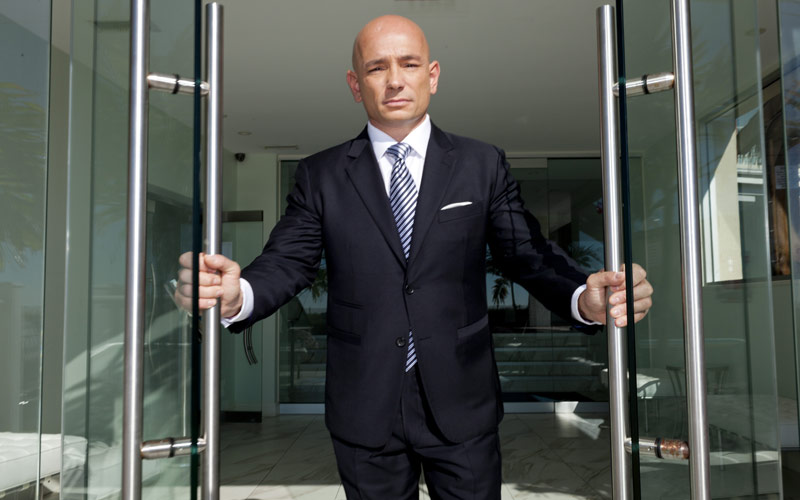Hotel Impossible host Anthony Melchiorri