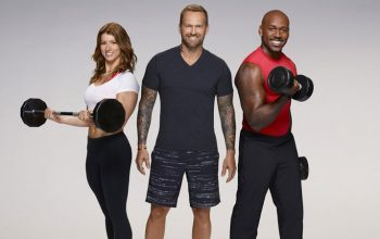 The Biggest Loser 17 Jennifer Widerstrom, Bob Harper, Dolvett Quince