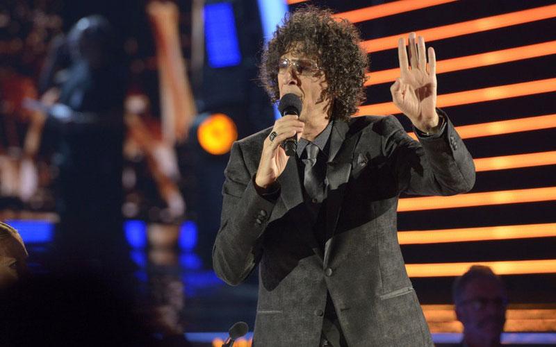 Howard Stern America's Got Talent 10 finale