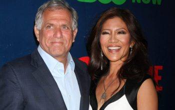 Les Moonves Julie Chen summer 2015 TCA