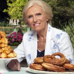 Mary Berry will judge an ABC holiday baking competition