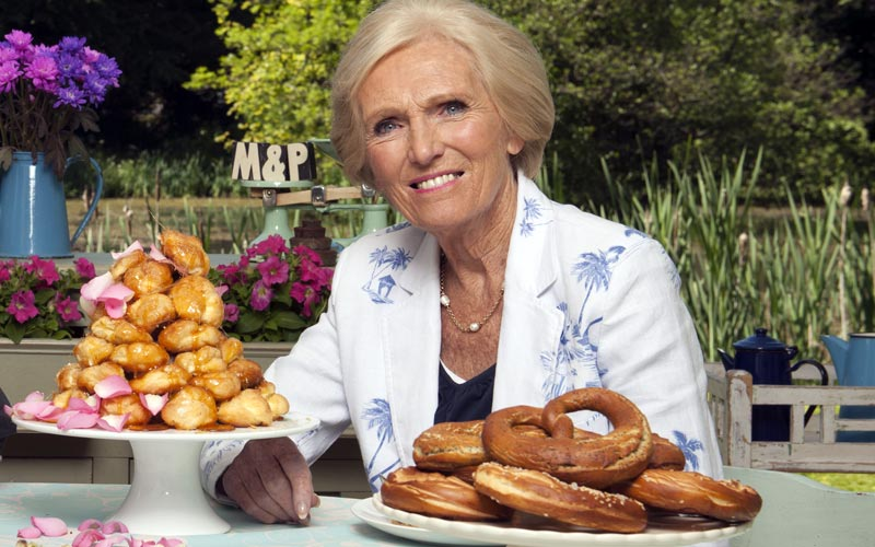 Mary Berry ABC
