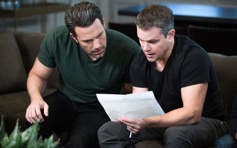 Project Greenlight Ben Affleck and Matt Damon