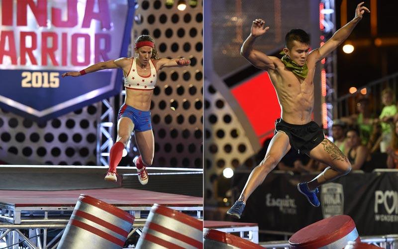 American Ninja Warrior Las Vegas finals