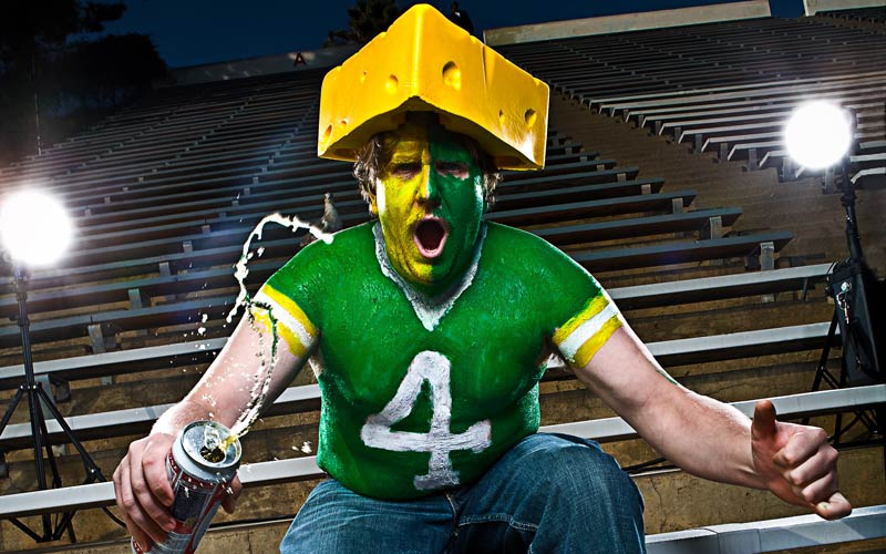 Cheeseheads TBS reality show