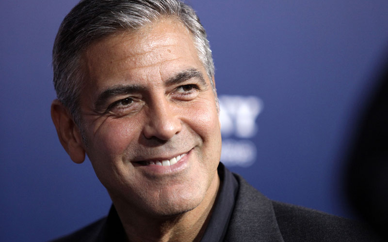 George Clooney Big Brother