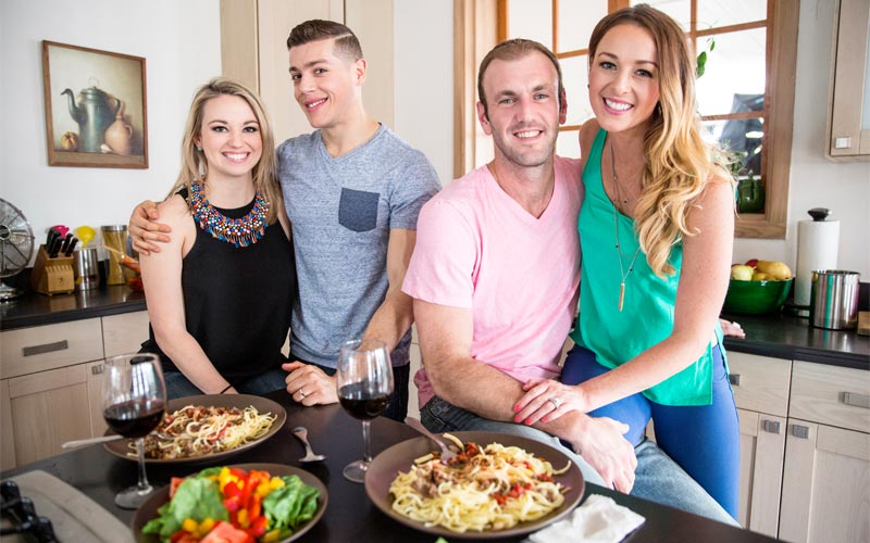 Married at First Sight The First Year season two cast