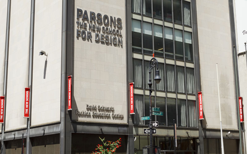 why project runway is no longer filmed at parsons, and where it's