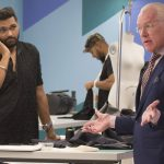 Project Runway breaks the fourth wall and Tim Gunn breaks down