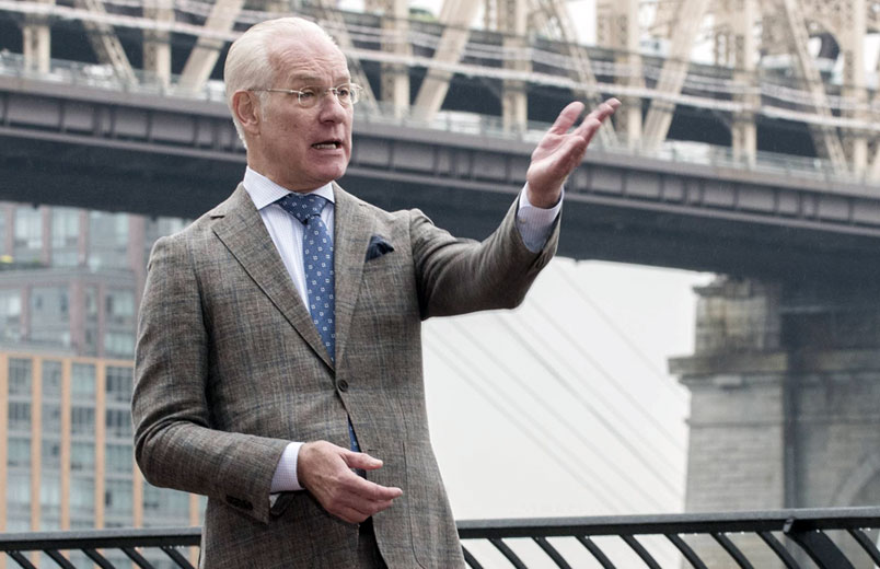 Project Runway Tim Gunn mentor