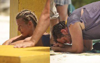 Survivor Cambodia Abi-Maria and Jeff Varner