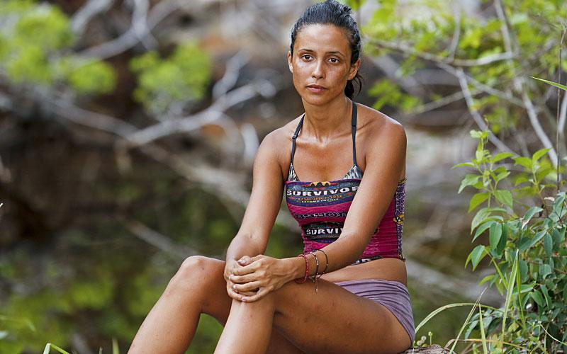 Monica Padilla Survivor Cambodia Second Chance