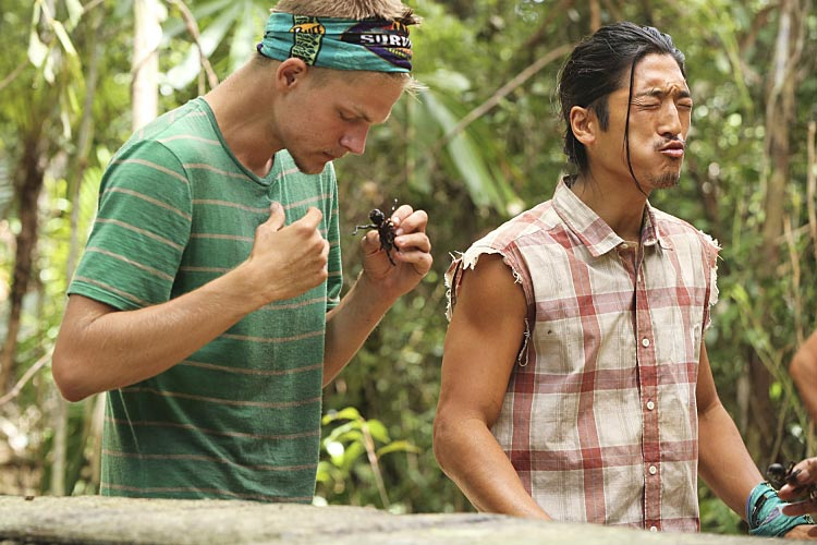 Survivor Cambodia Spencer and Woo