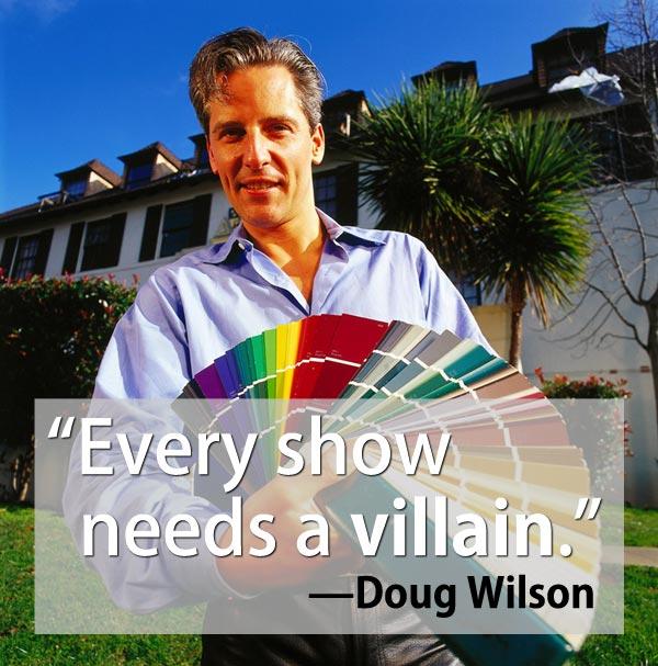 Trading Spaces designer Doug Wilson