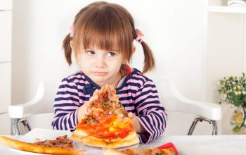 girl eating pizza metaphor for change in reality shows