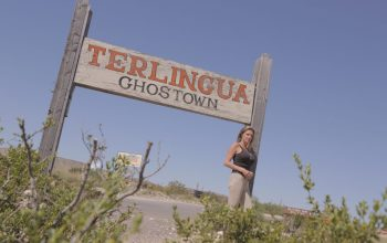 Ronda Haberer on Badlands, Texas, National Geographic Channel Terlingua
