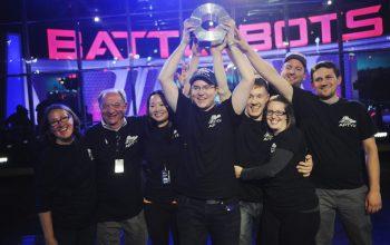 Battlebots season one winners