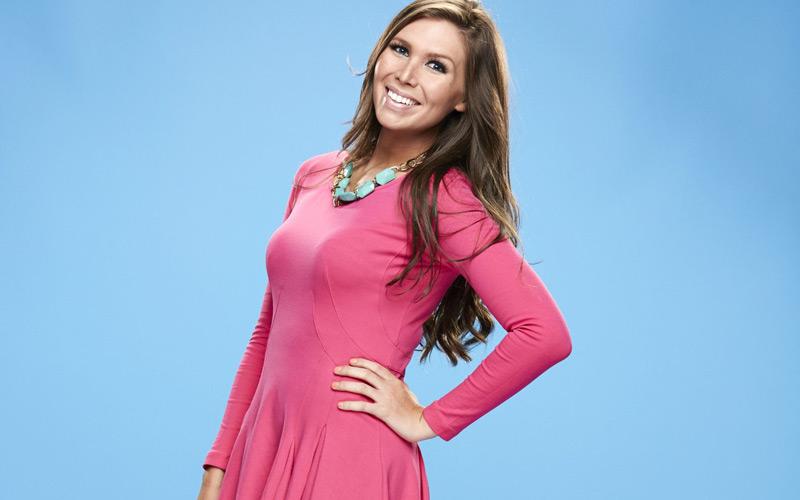 Big Brother 17 Audrey Middleton BB17