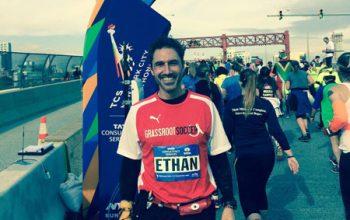 Ethan Zohn Marathon NYC