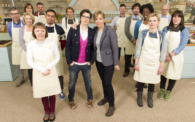 Great British Baking Show PBS season two cast and hosts
