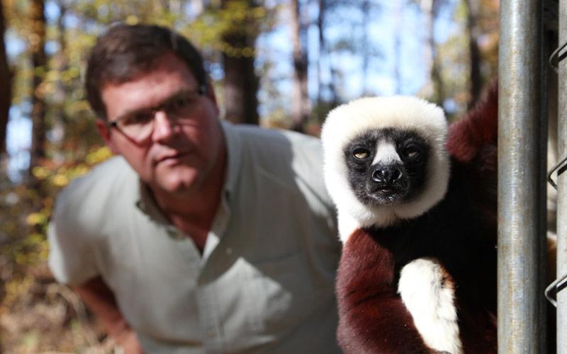 Making North America Kirk Johnson lemur