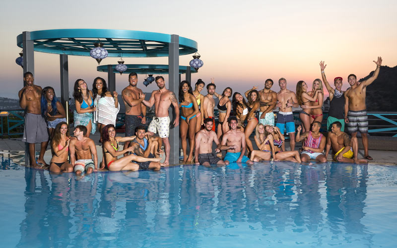 MTV Challenge Battle of the Bloodlines cast and twist