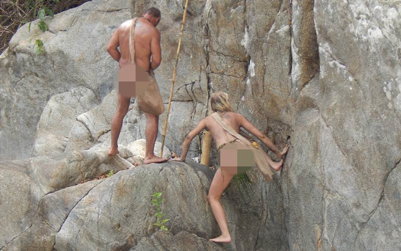 panic after teacher shows naked and afraid to second graders