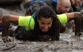 Competitors during the June 20, 2015, Spartan Race in Vancouver, Canada. The race is being turned into a reality competition. (Photo by Sergei Bachlakov / Shutterstock)