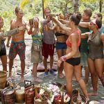 The Survivor merge brings chaos and pouting