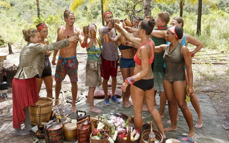 Survivor Amis Playboy pics posted. - reality blurred