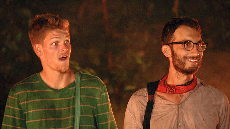 Survivor Cambodia Second Chance Spencer Bledsoe and Stephen Fishbach