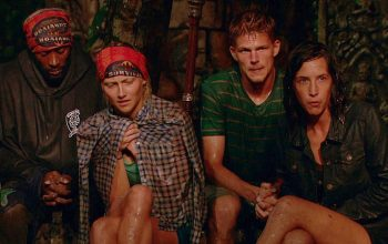 Before a freezing blindside, Survivor adds a vote-vetoing twist