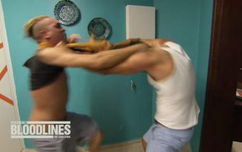 The Challenge Battle of the Bloodlines fight