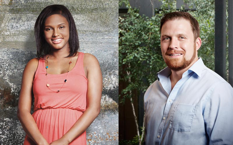 Why two people decided to get Married at First Sight as other marriages failed