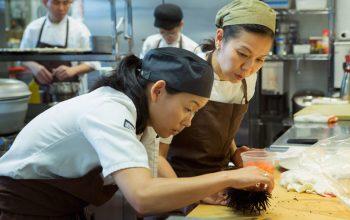 Niki Nakayama Netflix Chef's Table review