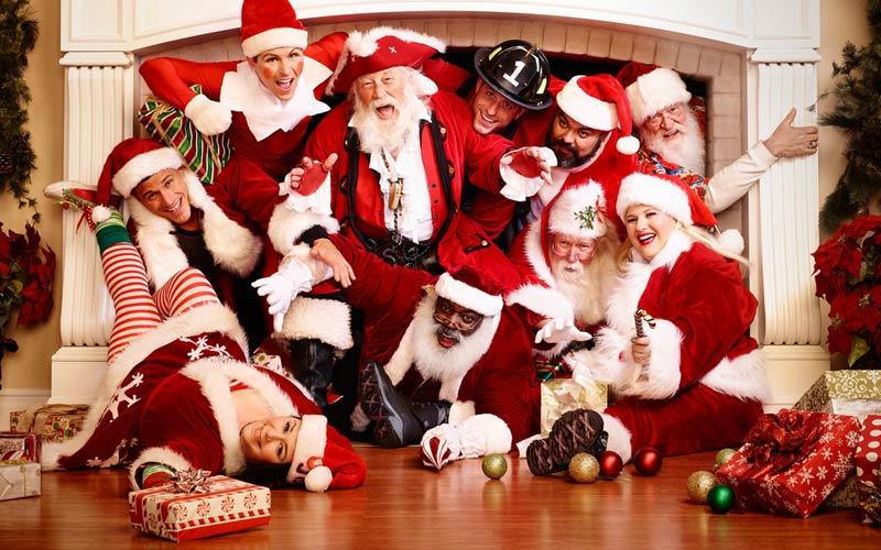 truTV Santas in the Barn cast review