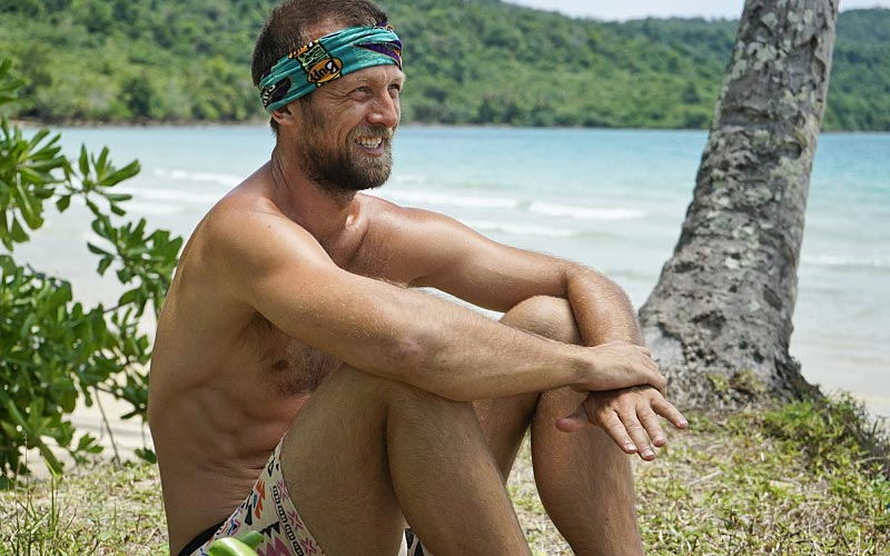 Survivor Cambodia Second Chance reunion finale Vytas Baskauskas