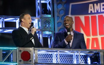 Matt Iseman explains Team Ninja Warrior's speed, his enthusiasm's origin