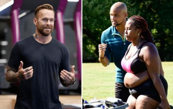 Biggest Loser Bob Harper My Diet is Better Than Yours Shaun T