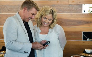 Chrisley Knows Best Todd Chrisley Julie Chrisley