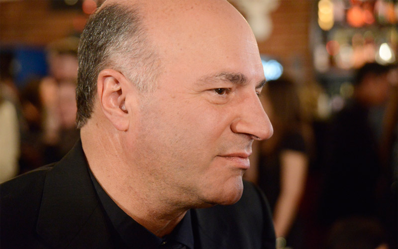 Kevin O'Leary prime minister Shark Tank Dragon's Den