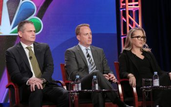 NBC winter press tour Paul Telegdy Bob Greenblatt Jennifer Salke