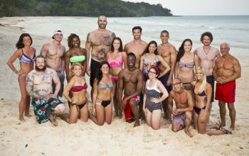 Survivor Kaoh Rong cast Survivor 32 cast