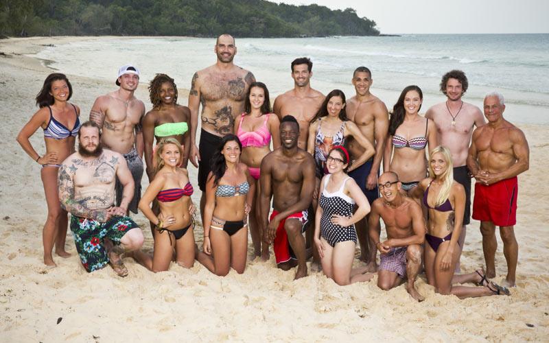 Survivor Kaoh Rong cast Survivor 32 cast