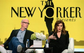 Alex Gibney Kahane Cooperman New Yorker Presents Amazon TCA