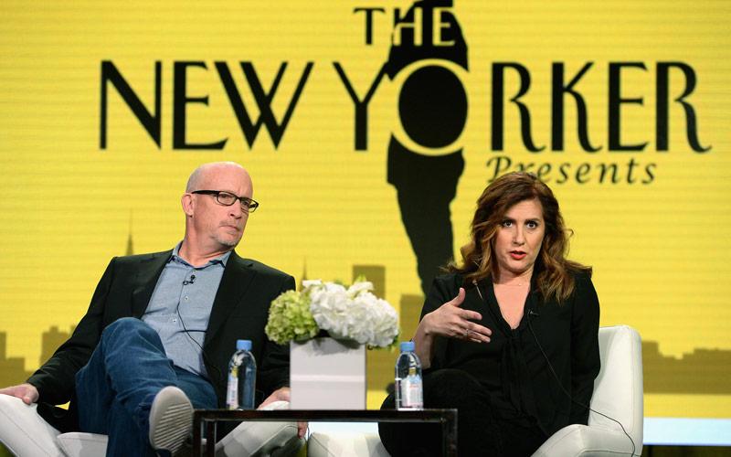 Alex Gibney Kahane Cooperman New Yorker Presents Amazon TCA