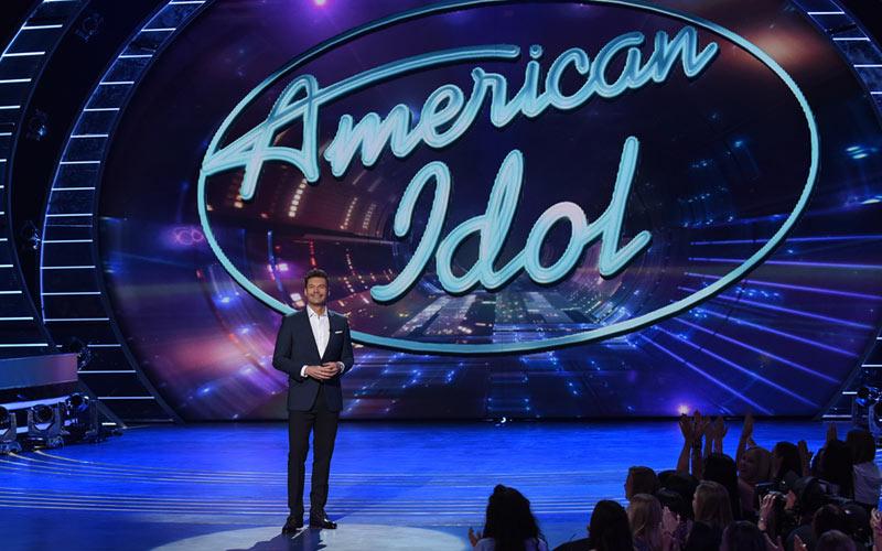 American Idol Ryan Seacrest