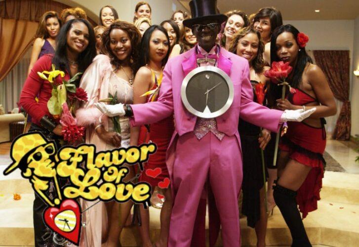 Flavor of Love season 1 cast